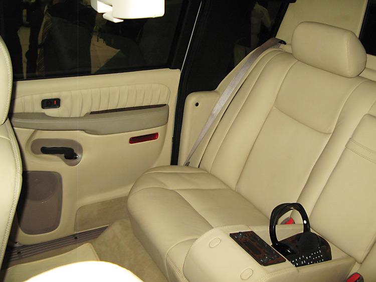 Interior options 1